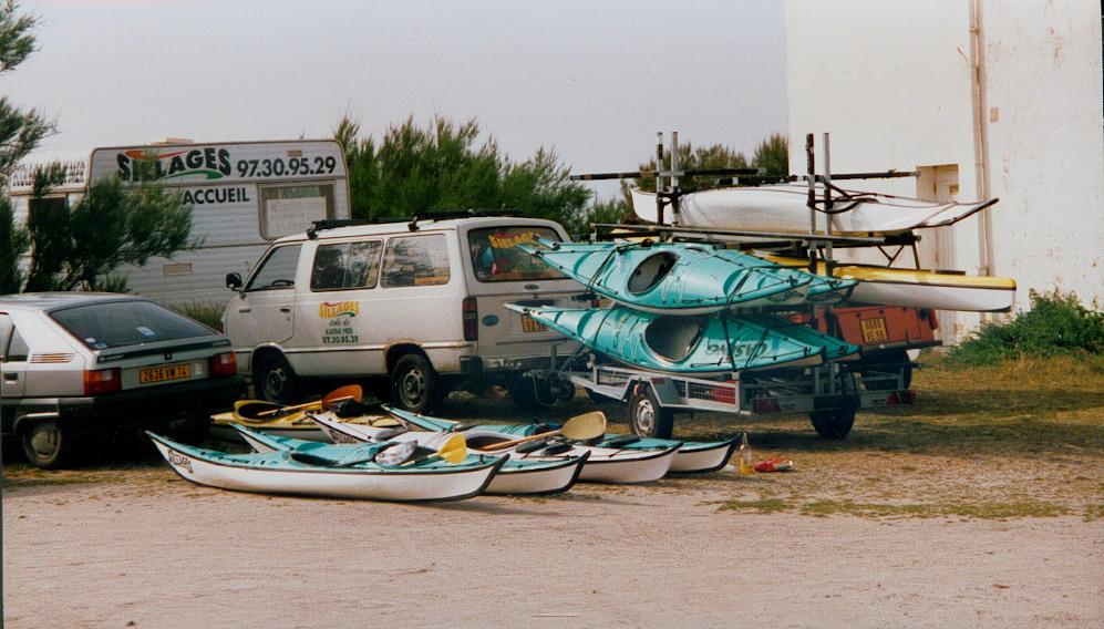 kayak-bretagne-morbihan-quiberon-carnac-sillages-debut-1995