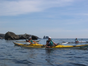 trips-courses-sea-kayak-brittany-morbihan-quiberon-carnac-trinite-discovery