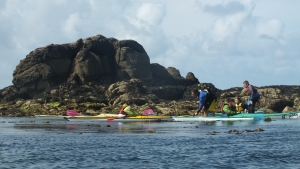 Prestations Kayak Stand up paddle quiberon morbihan Bretagne Stages enfants