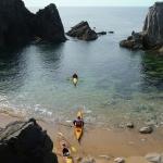 kayak-bretagne-morbihan-quiberon-port-bara-vue-haute-5