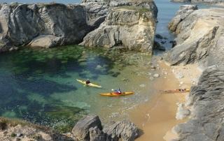kayak-famille-quiberon-morbihan-bretagne-canoe-nature-cote-sauvage48