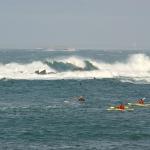 Bretagne-morbihan-quiberon-kayak-sillages-grosse-houle-3