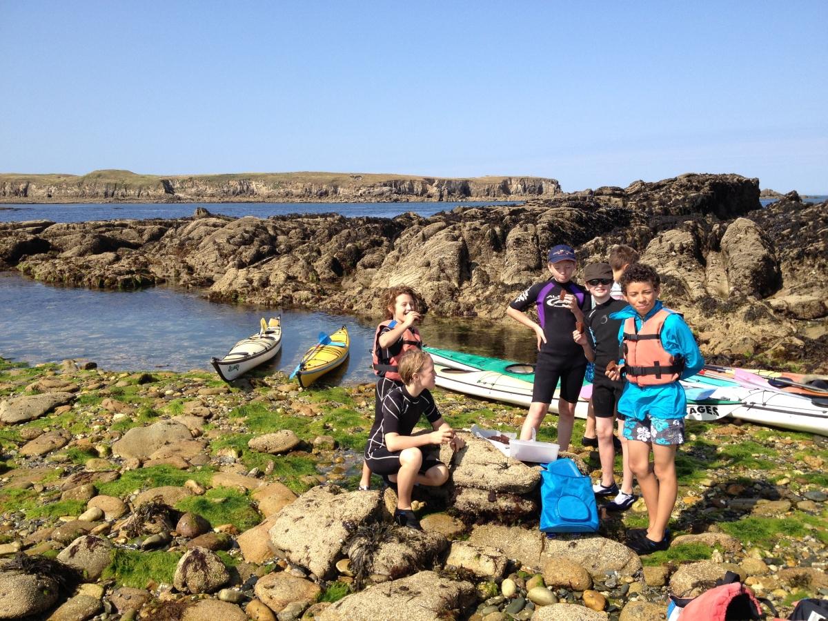 stage-enfants-kayak-bretagne-morbihan-quiberon-carnac