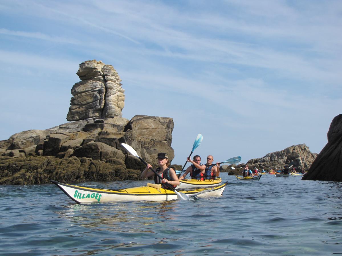 sillages-kayak-mer-bretagne-morbihan-quiberon-carnac