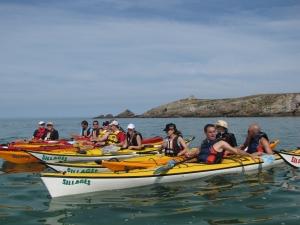 individuals-sillages-kayak-mer-bretagne-morbihan-quiberon