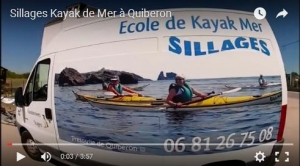 videos-sillages-kayak-bretagne-morbihan-quiberon