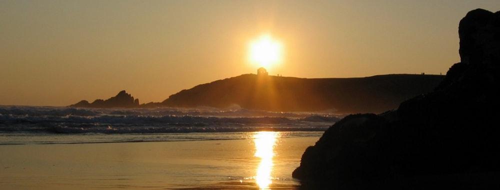 Pointe-du-percho-soleil-couchant-Quiberon-morbihan-bretagne