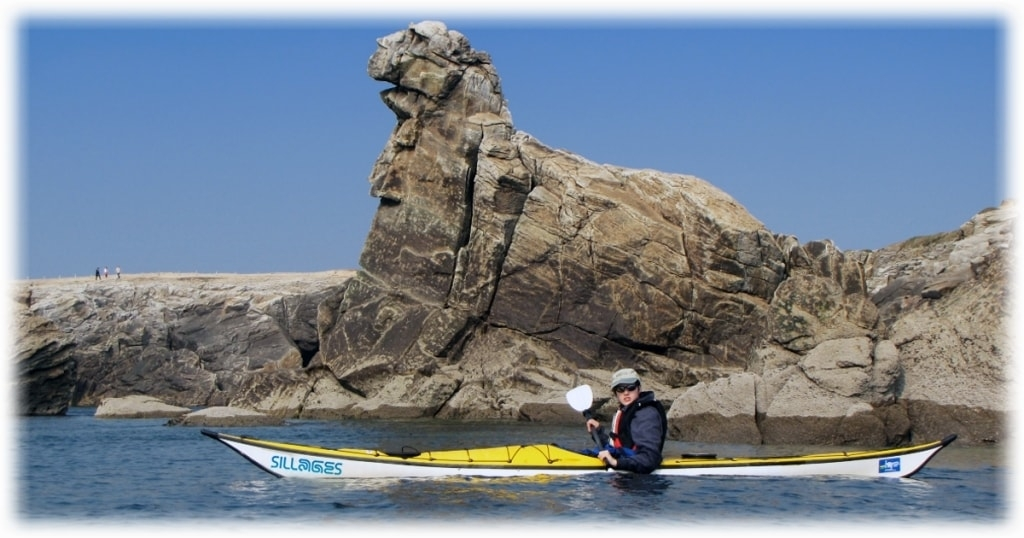 Sillages Kayak Stand Up Paddle Bretagne Morbihan Quiberon