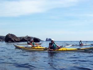 Balades-Kayak-famille-quiberon-morbihan-bretagne-canoe-nature-enterrement-vie-jeune-fille