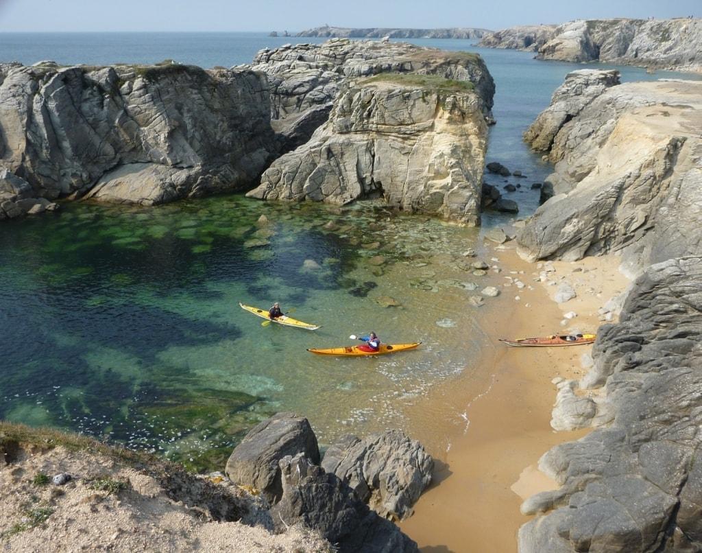 Balades-Kayak-famille-quiberon-morbihan-bretagne-canoe-nature-cote-sauvage