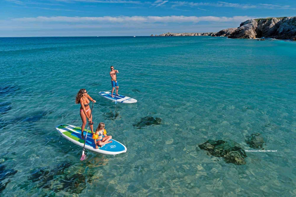 Sillages-Kayak-Stand-Up-Paddle-bic-port-bara-quiberon-morbihan-bretagne