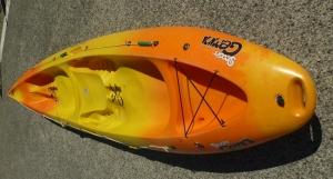 Occasions Kayak et Stand up Paddle Gemini duo kayak 2
