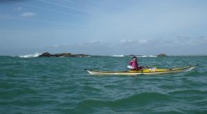 portivy quiberon morbihan kayak Sillages