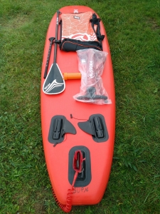 occasions stand up paddle quiberon morbihan bretagne sillages sroka fusion