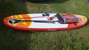 Occasions Kayak - Stand up Paddle sillages-2019-Sroka Malibu 10'6 fusion