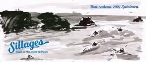 Bon cadeau KAYAK - Paddle 2021
